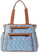 Skip Hop Striped Diaper Bag