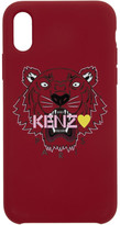 Kenzo Pink Limited Edition Tiger iPhone X Case