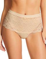 Fine Lines Charm Pants Lace Thong