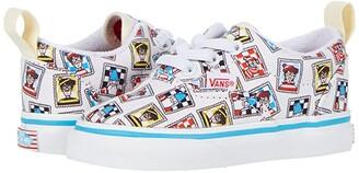 Vans Kids Era Elastic Lace (Infant/Toddler) ((Wheres Waldo?) Postage) Kids Shoes