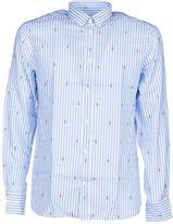 Kitsune Maison 'jacquard Fox Classic' Shirt