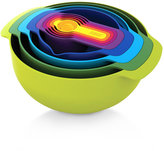 Joseph Joseph Set of 9 Nesting Mixing Bowls