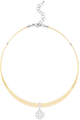 Alor Classique 18K 0.26 Ct. Tw. Diamond Necklace