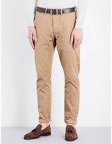 Polo Ralph Lauren Regular-fit Tapered Cotton Trousers