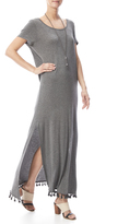 Umgee USA Side Split Maxi Dress