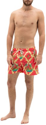 Ambsn Lonely Island Board Shorts