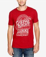 Lucky Brand Men's Graphic-Print Casino Night T-Shirt