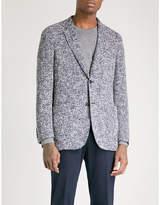 Richard James Cotton-bouclé jacket