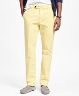 Yellow Chino Pants For Men - ShopStyle