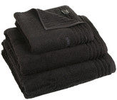 Camilla And Marc Vossen - Vienna Style Super Soft Towel - Anthracite - Hand Towel - 50 x 100 cm