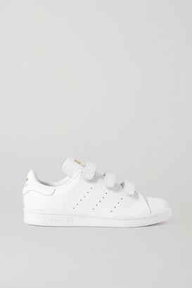 adidas Stan Smith Leather Sneakers - White