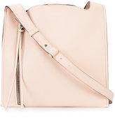 Elena Ghisellini zip-detail tote - women - Leather - One Size
