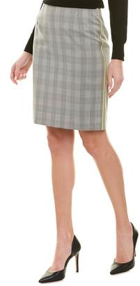 Escada Sport Wool Pencil Skirt