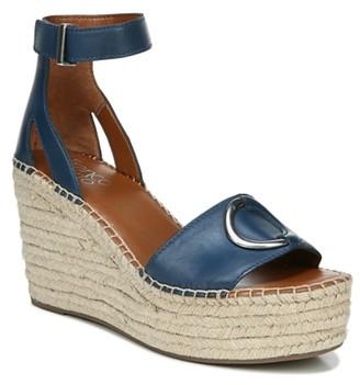 Franco Sarto Touch Espadrille Wedge Sandal