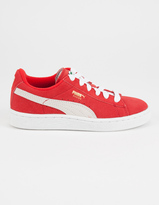Puma Suede JR Girls Shoes