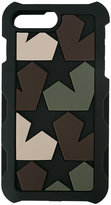 Ports 1961 Stars Camouflage iPhone 7 Plus case - men - Silicone - One Size