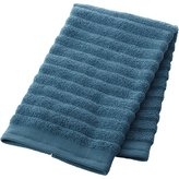 CB2 Channel Blue Green Cotton Hand Towel