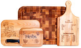 Catskill Craft Catskill Cutting Boards, 4 Piece Set