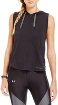 Under Armour Favorite Mesh Sleeveless Hoodie
