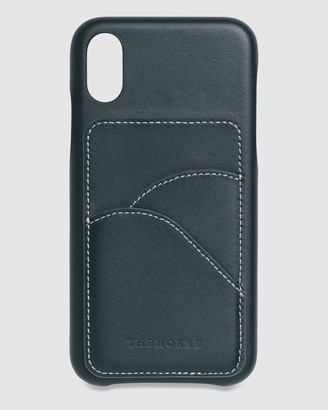 The Horse - Black Phone Cases - iPhone XR - The Scalloped iPhone Cover - Size One Size at The Iconic