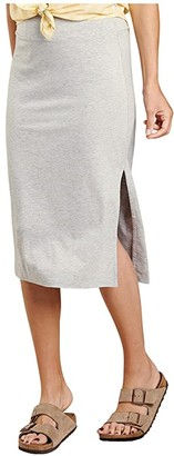 Toad&Co Samba Paseo II Midi Skirt (Black) Women's Skirt