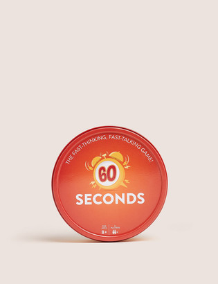 Marks and Spencer 60 Seconds Game