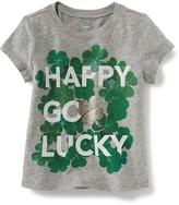 Old Navy St. Patrick's Day Graphic Tee for Baby