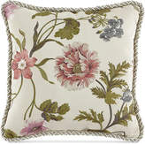 "Croscill Daphne 18"" Square Decorative Pillow"