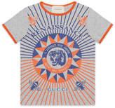 """Gucci Children's cotton T-shirt with """"Renaissance"""" print"""