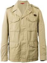 Fay lightweight jacket - men - Cotton/Linen/Flax - S