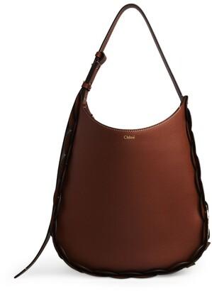 Chloé Medium Leather Darryl Bag