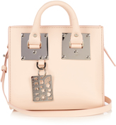 Sophie Hulme Mini Albion box leather cross-body bag