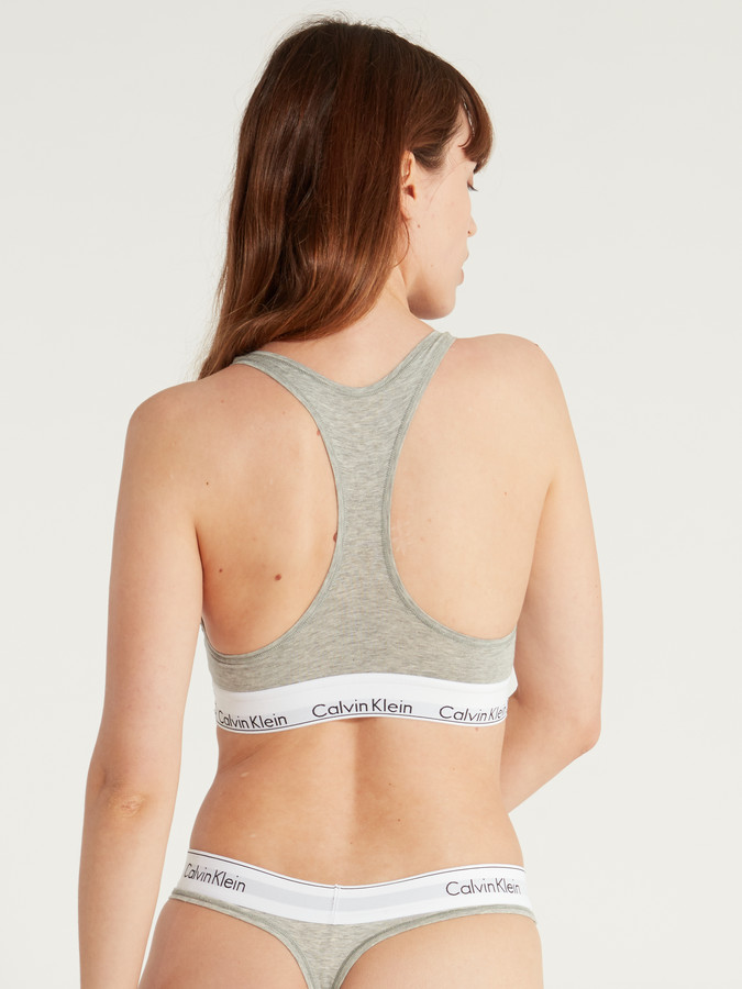 Thumbnail for your product : Calvin Klein Underwear Modern Cotton Thong