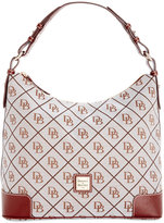 Dooney & Bourke Americana Signature Erica Hobo, A Macy's Exclusive Style