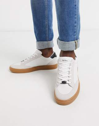 Paul Smith Troy trainers with rubber sole in white