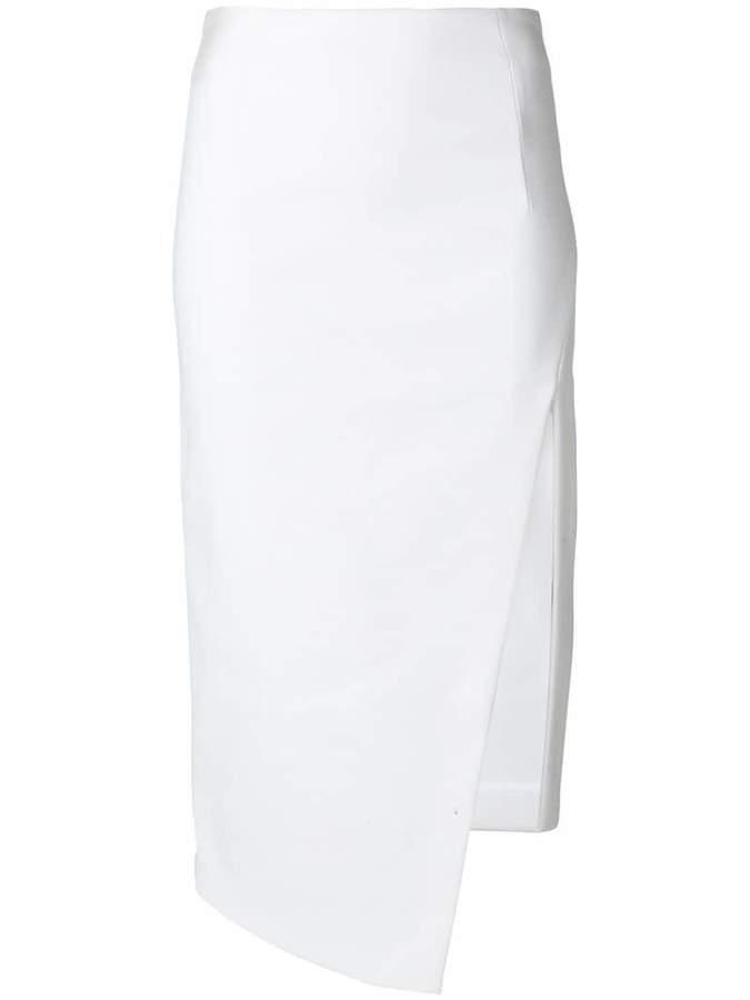 Off-White Longuette skirt