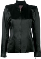 Thumbnail for your product : John Galliano Pre-Owned 1980s Standing Collar Jacket