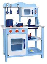 NEW Resort Living Bobby Wooden Play Kitchen