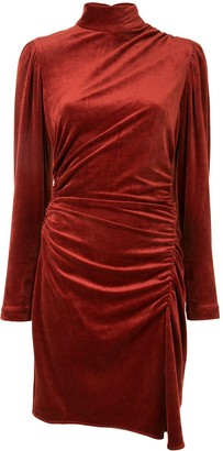 A.L.C. Marcel ruched dress