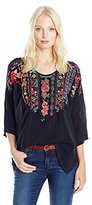 Johnny Was Women's Sima Blouse