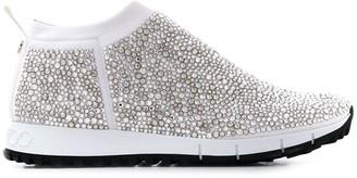 Jimmy Choo Norway sequin sneakers