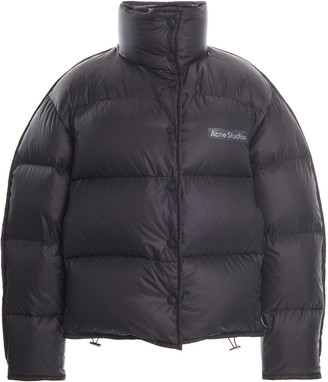 Acne Studios Orna Quilted Shell Down Coat