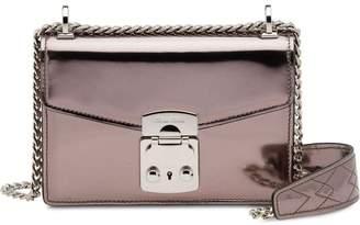 Miu Miu Confidential metallic shoulder bag