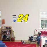Fathead Jeff Gordon Logo Wall Decal