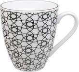 Design Studio Tokyo Nippon Black Mug - Stripe
