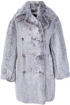 Golden Goose Deluxe Brand Janis coat - women - Polyester/Cupro/Viscose - XS
