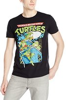 Nickelodeon Men's TMNT T-Shirt