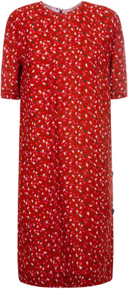 Marni All-over Floral Print Dress