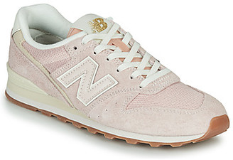 New Balance 996 women's Shoes (Trainers) in Pink