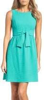 Adrianna Papell Women's Cameron Fit & Flare Dress